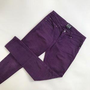 Daang Goodman Tripp NYC Purple Skinny Jeans